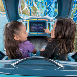 <p>On Submarine Quest, guests glide through coral reefs and collect data. // © 2017 Mike Aguilera/SeaWorld Parks & Entertainment</p><p>Feature...