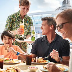 <p>Third and fourth passengers sail for $99 on Princess Cruises. // © 2017 Princess Cruises</p><p>Feature image (above): Spend less on a vacation to...