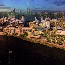 <p>The new lands will be the largest single-themed park expansion ever. // © 2017 Disney Parks</p><p>Feature image (above): A Millennium Falcon...