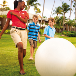 <p>Four Seasons Resort Nevis has programming for kids ages 3 to 9. // © 2017 Four Seasons Resort Nevis</p><p>Feature image (above): Save up to 35...
