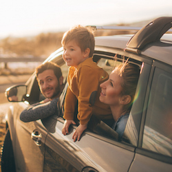 <p>Road trips are a top choice for group travel this year. // © 2017 iStock </p><p>Feature image (above): Many families plant to visit a national park...