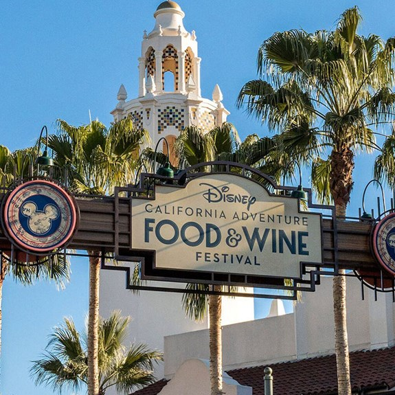 Go Now: The 2019 Disney California Adventure Food & Wine Festival