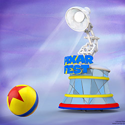 <p>Stories and characters from Pixar Animation Studios will come to life at both parks during the resortwide Pixar Fest. // © 2018 Disneyland...