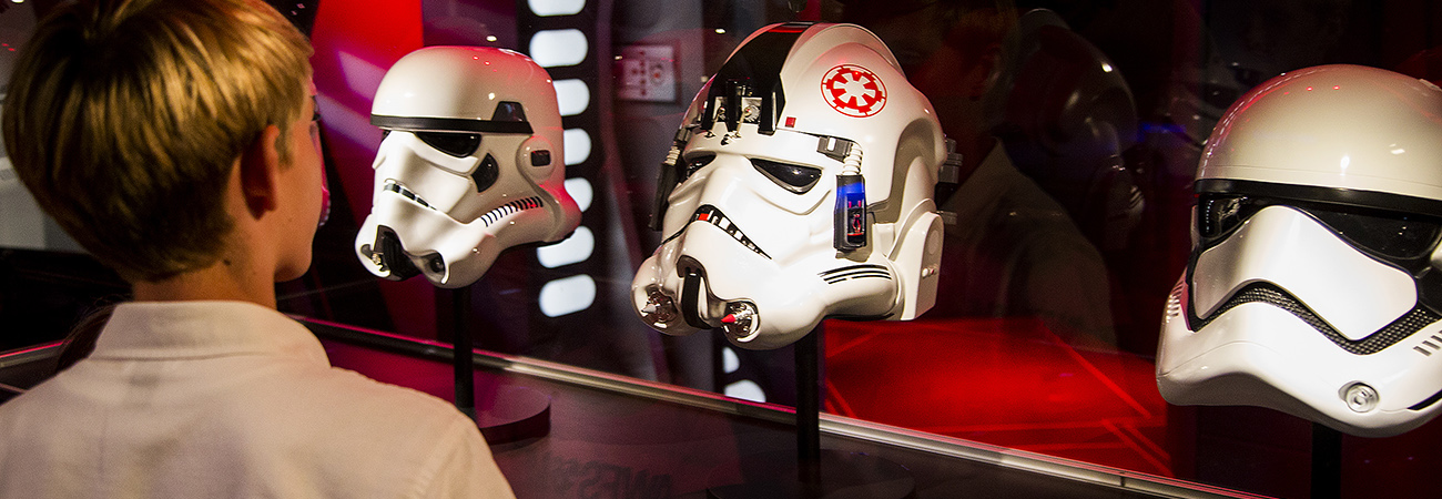 'Star Wars' Takes Over Disneyland's Tomorrowland