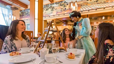 Brunch Like Royalty With Disney Princess Breakfast Adventures