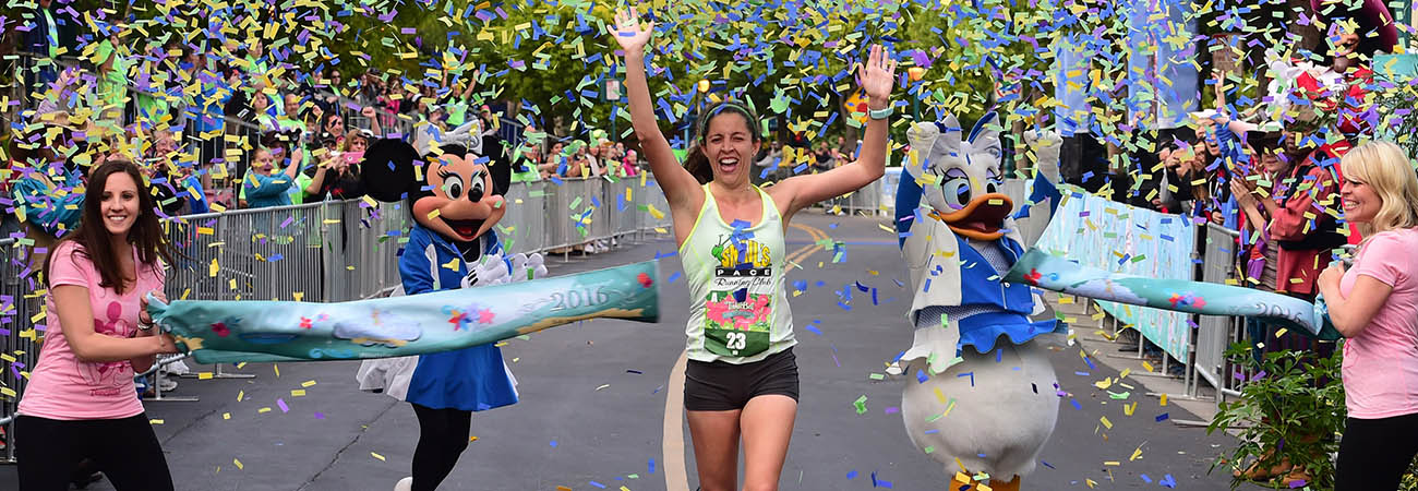 Disney's Half-Marathon Events Appeal to All Ages