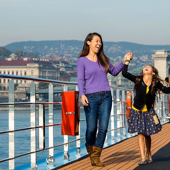 Family-Friendly River Cruising Onboard AmaViola