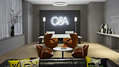 Hotel Review: Q&A Residential Hotel in New York City