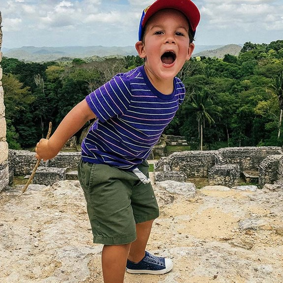 A Costa Rica Trip Specifically for Toddlers