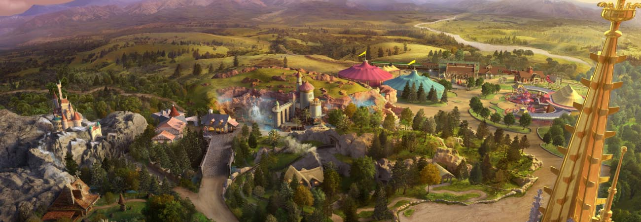 Walt Disney World Opens New Fantasyland