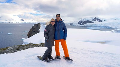 A Mother-Son Voyage to Antarctica With Antarctica 21