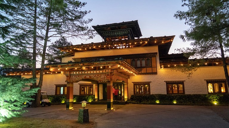 Como Uma Paro is one of two Como Hotels and Resorts properties in Bhutan.