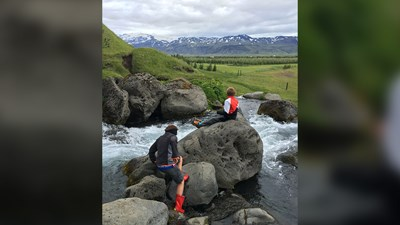 Family Vacation Journal: Iceland in Summer and Winter