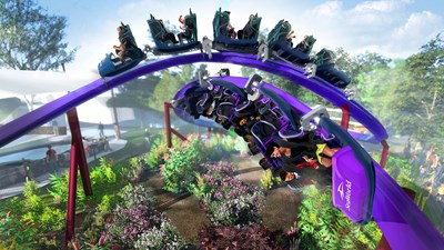 SeaWorld Introduces New Thrill Ride Called Tidal Twister