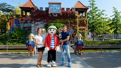 Fave Find: Playmobil FunPark in Zirndorf, Germany