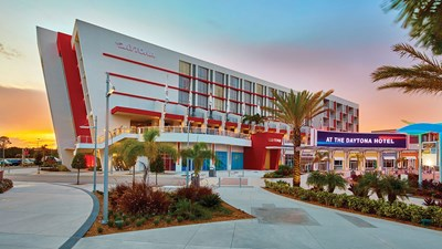 Race the Daytona Speedway With The Daytona Hotel