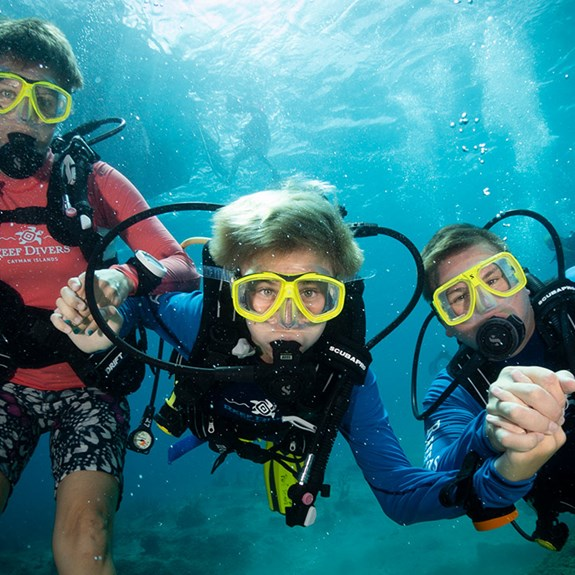 Families Can Dive Around the World With Kids Sea Camp