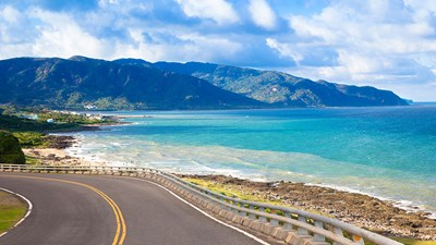 A Family-Friendly Road Trip Along Taiwan's Eastern Coast