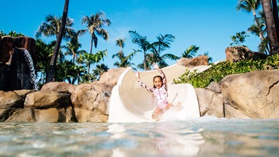 Westin Maui's Upgraded Waterpark Makes a Splash