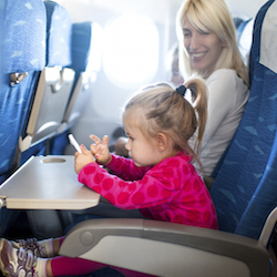<p>The newly passed provision requires airlines to seat travelers younger than 13 years old with an adult. // © iStock 2016</p><p>Feature image...