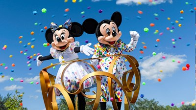 Get Your Ears On With Mickey and Minnie at Disneyland
