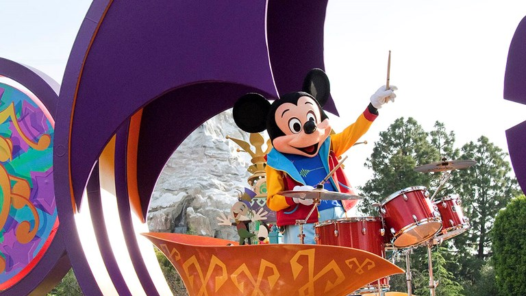 Mickey's Soundsational Parade will debut in January with a new opening to kick off the party.