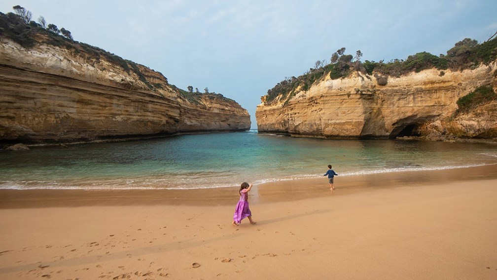 A Family Road Trip on Australia's Great Ocean Road Promises Wide-Open Spaces