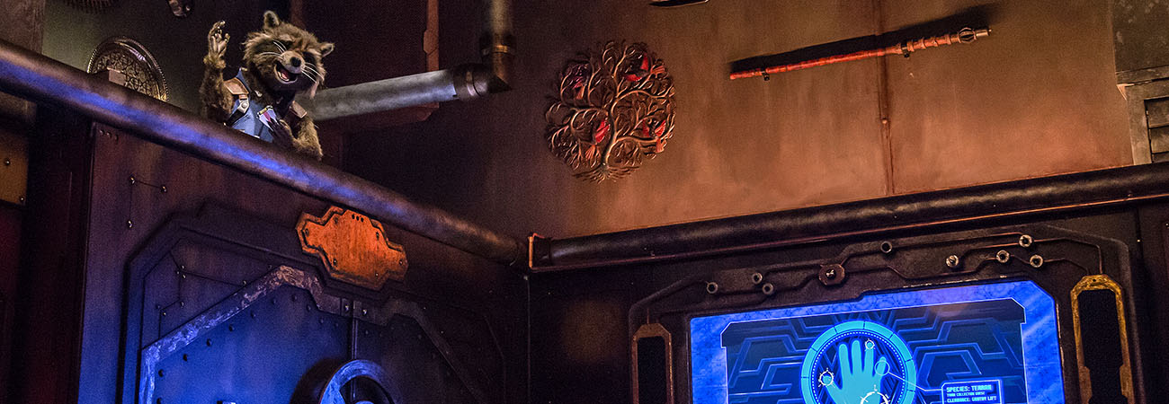 Attraction Review: Guardians of the Galaxy - Mission: Breakout!