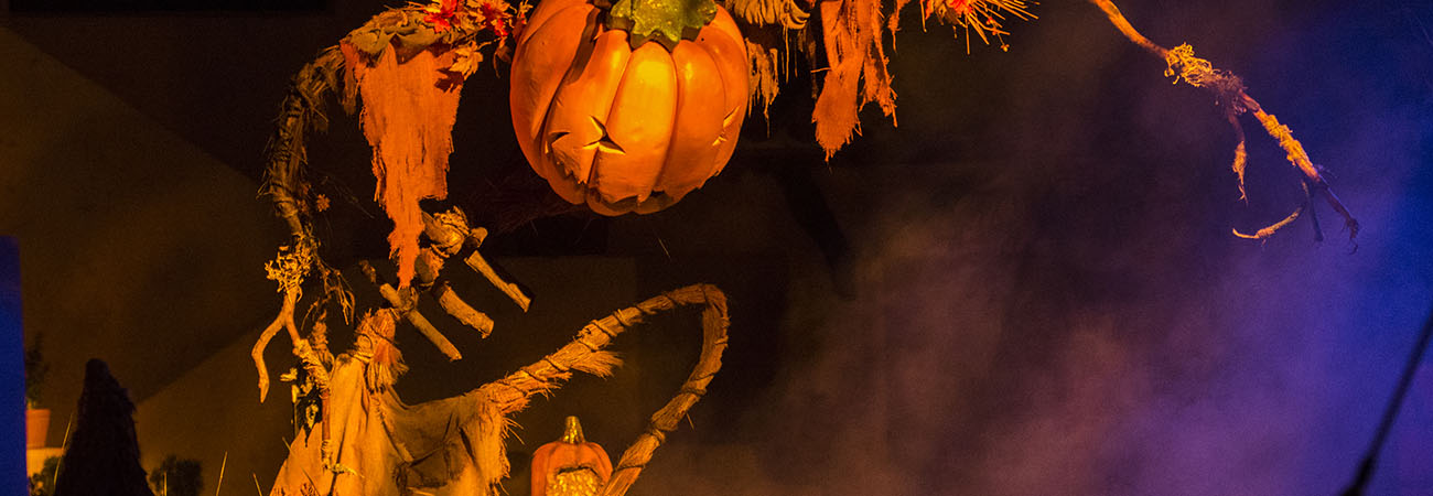 This Year's Best Halloween Events at Theme Parks