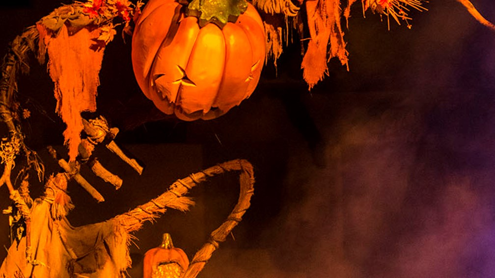 this years best halloween events at theme parks