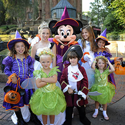 <p>Kids of all ages will enjoy Mickey's Not-So-Scary Halloween Party at Walt Disney World. // © 2016 Gene Dunc</p><p>Feature image (above): Halloween...
