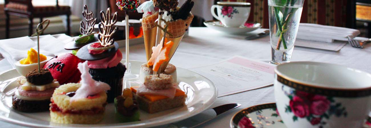 Afternoon Tea for All Ages at The Langham Huntington