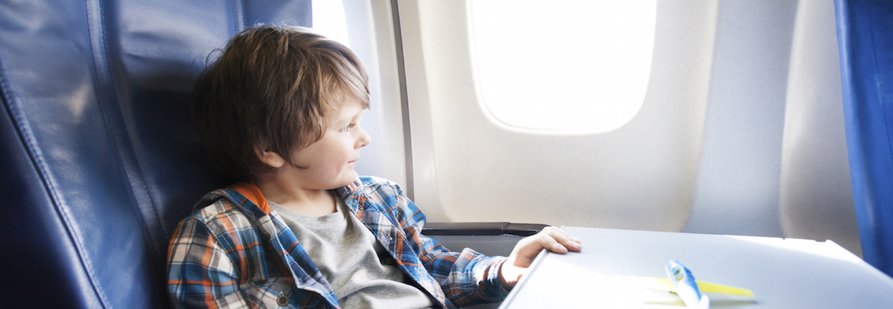 What It's Like to Fly With Kids