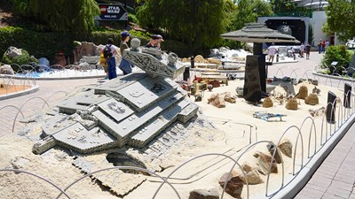 A Birthday Visit to Legoland California, 20 Years Later