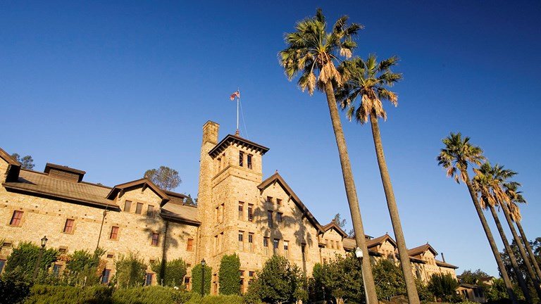 CIA at Greystone is one of the most historic and iconic buildings in the area.