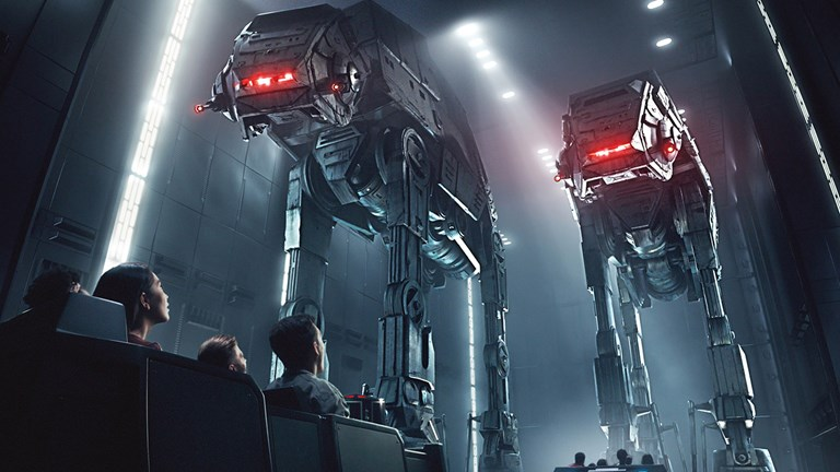 The new ride will be the second in the Star Wars: Galaxy's Edge land expansion in both Disneyland and Walt Disney World.