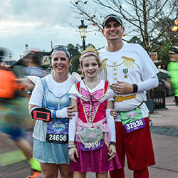 <p>More than 44,000 runners of all ages enjoyed the four-day Disney Princess Half Marathon Weekend at Walt Disney World Resort. // © 2017 Walt Disney...