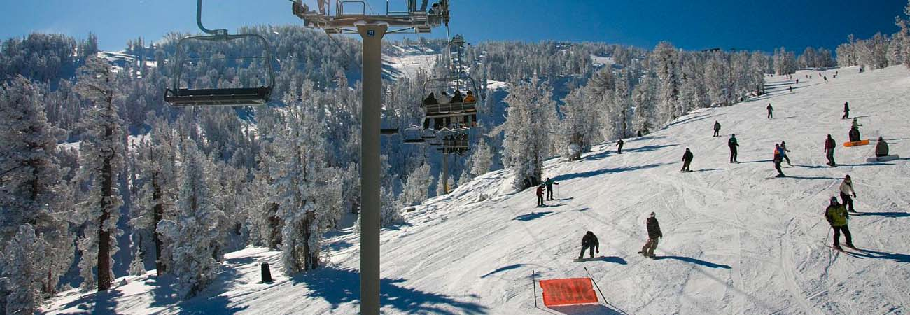 Winter Family Activities In South Lake Tahoe Travelage West