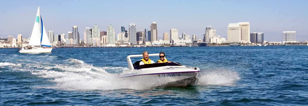 How to Drive Your Own Speedboat in San Diego