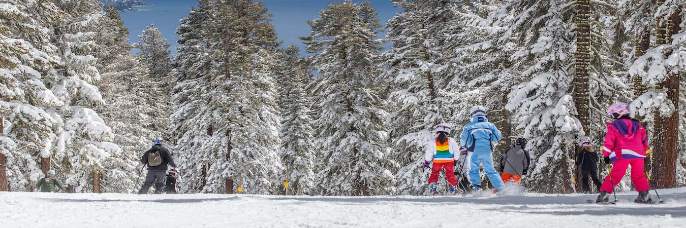 4 Fun Facts About Kid-Friendly Skiing in California
