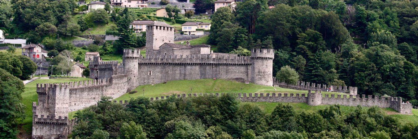 Exploring The Bellinzona Castles Of Switzerland