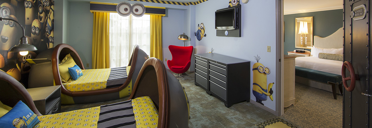 7 Fun Hotels With Themed Rooms For Kids
