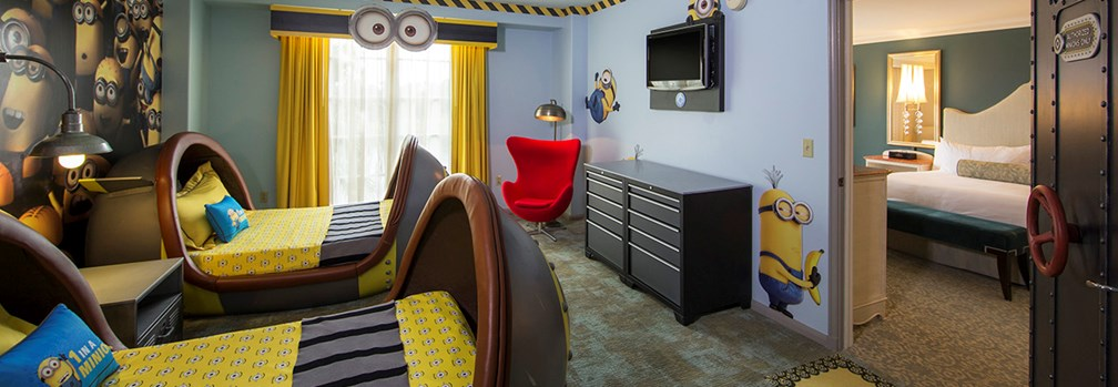 9 Fun Hotels With Themed Rooms for Kids | TravelAge West