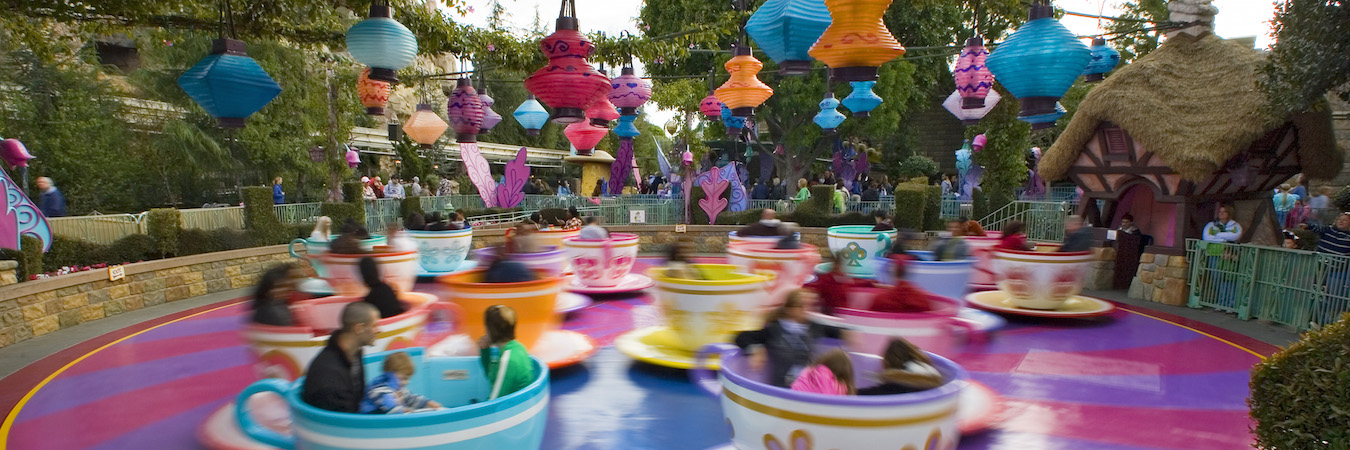 9 Tips for Playing in Disneyland With Toddlers