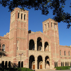 <p>Built in 1929, Royce Hall was one of the first four buildings at UCLA's Westwood campus. // © 2015 Creative Commons user <a...