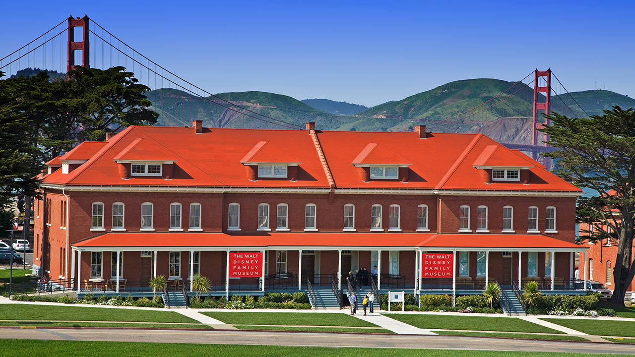 Here S Why We Love The Walt Disney Family Museum Travelage West