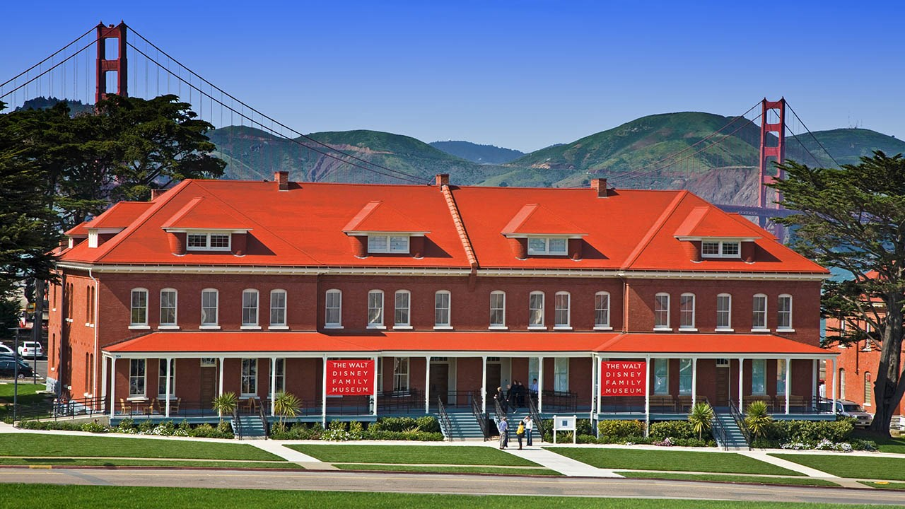 Here's Why We Love The Walt Disney Family Museum