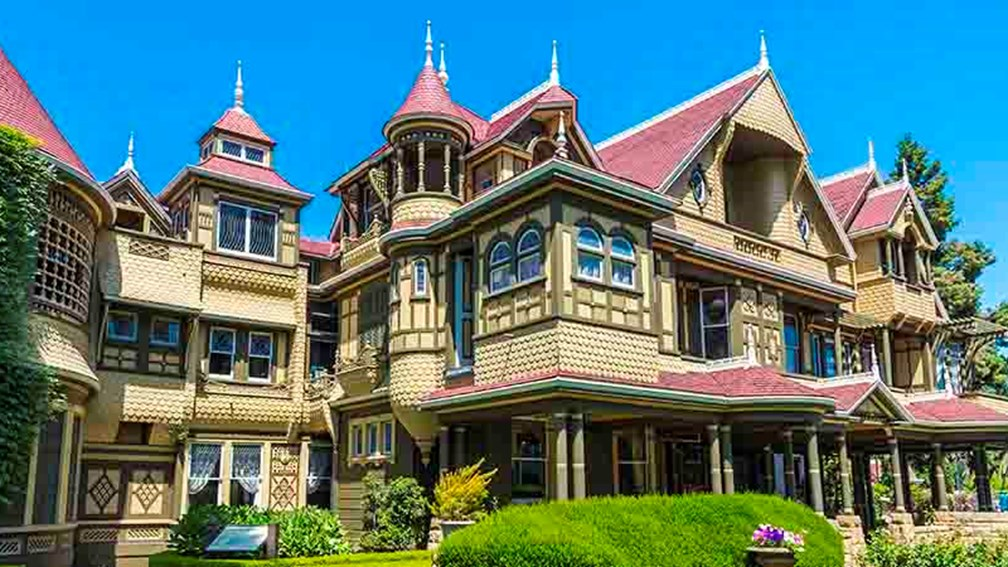 a supernatural experience at winchester mystery house