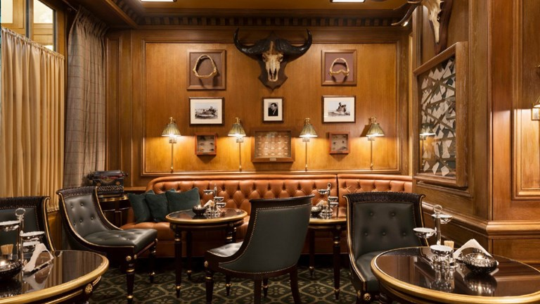 Bar Hemingway at Ritz Paris was named after the author.