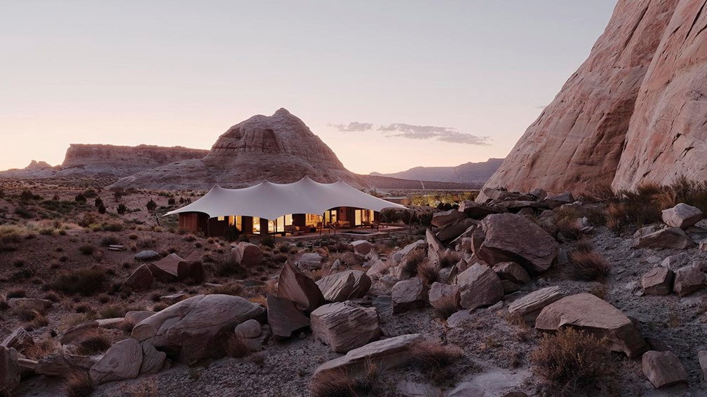 How Amangiri Has Played to Its Strengths During COVID-19, Including the New Camp Sarika